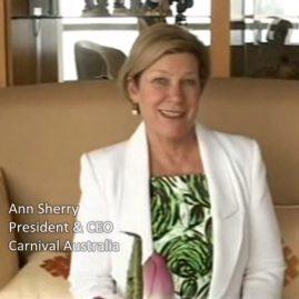Mentor Spotlight: Ann Sherry