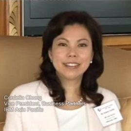 Mentor Spotlight: Cordelia Chung