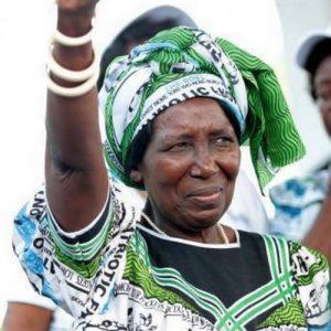 Inonge Wina, Vice President of Zambia