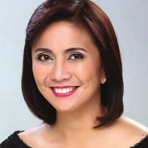 Leni Robredo, Vice President of the Philippines