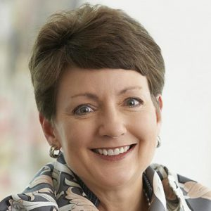 Lynn J. Good, CEO of Duke Energy