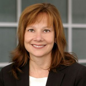 Mary T. Barra, CEO of General Motors