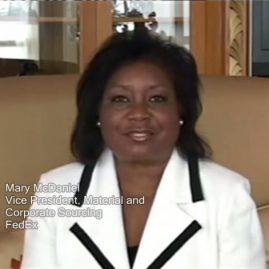Mentor Spotlight: Mary McDaniel