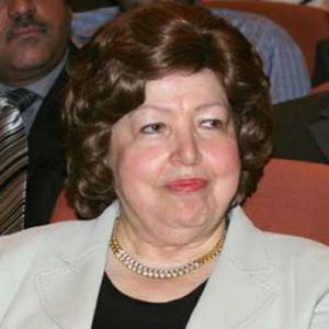 Najah al-Attar, Vice President of Syria