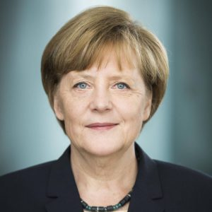 Angela Merkel, Prime Minister of Germany