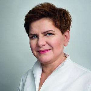 Beata Szydlo, Prime Minister of Poland