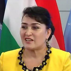 Rukiya Kurbanova, Deputy Prime Minister of Tajikistan