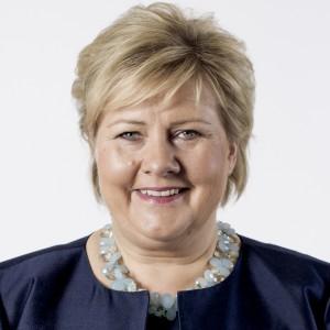 Erna Solberg, Prime Minister of Norway