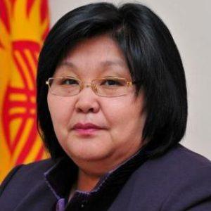 Gulnara Asymbekova, Deputy Prime Minister of Kyrgyzstan