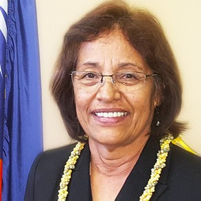 Hilda Heine, President of Marshall Islands