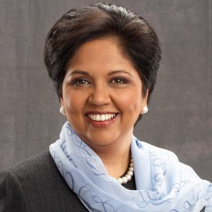 Indra K. Nooyi, CEO of PepsiCo, Inc