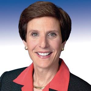Irene B. Rosenfeld, CEO of Mondelēz International