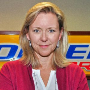 Kimberly Bowers, CEO of CST Brands