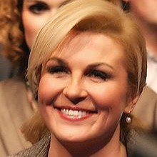 Kolinda Grabar-Kitarovic, President of Croatia