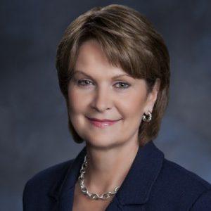 Marillyn A. Hewson, CEO of Lockheed Martin