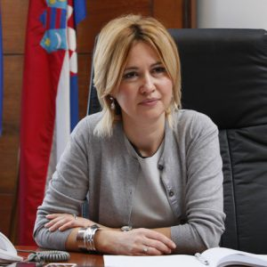 Milanka Opacic, Deputy Prime Minister of Croatia