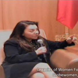 Legacies of Women Forum: Nora Villafuerte