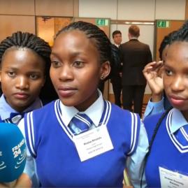 Youth Innovator: Mudau Nhlalala