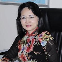 Dang Thi Ngoc Thinh, Vice President of Vietnam