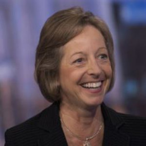 Mary Laschinger, CEO of Veritiv