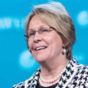 Vicki Hollub, CEO of Occidental Petroleum