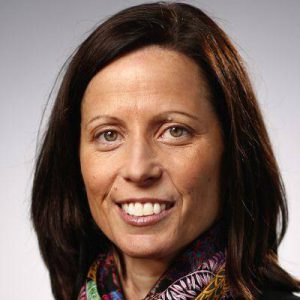 Adena Friedman, CEO of NASDAQ