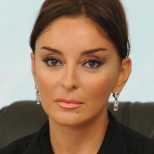Mehriban Aliyeva, Vice President of Azerbaijan