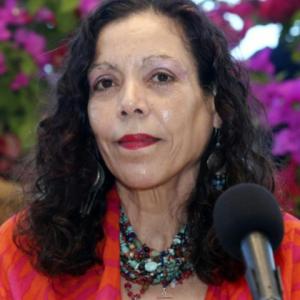 Rosario Murillo,  Vice President of Nicaragua