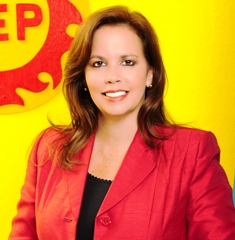 Evelyn Wever-Croes, Prime Minister of Aruba