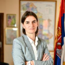 Ana Brnabic, Prime Minister of Serbia