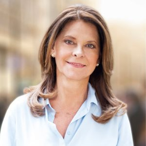 Martha Lucia Ramirez, Vice President of Colombia